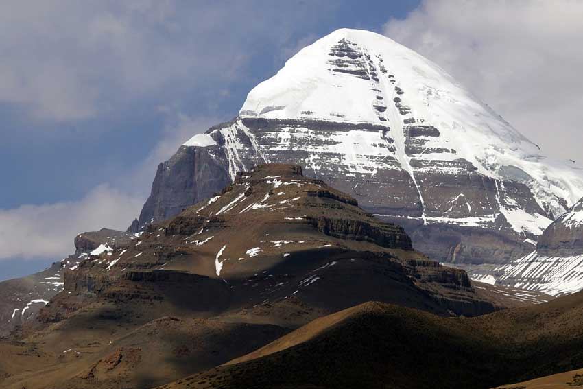 Mount Kailash in Nepal